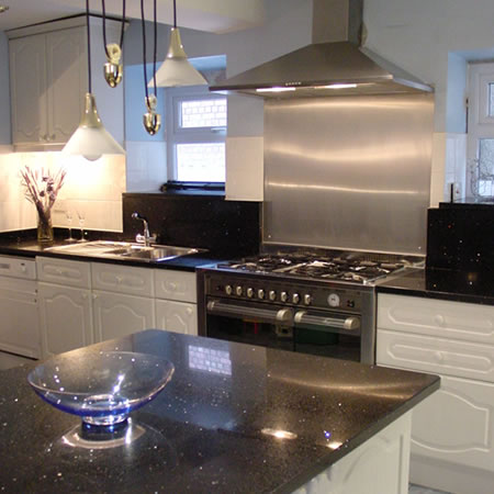 Granite Case Studies - Cladding, Kitchen, Commercial & Tables