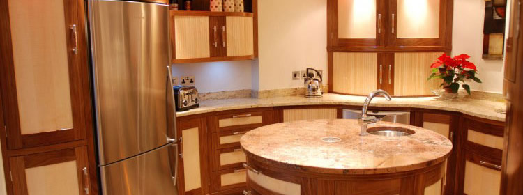 Granite Kitchen Surfaces