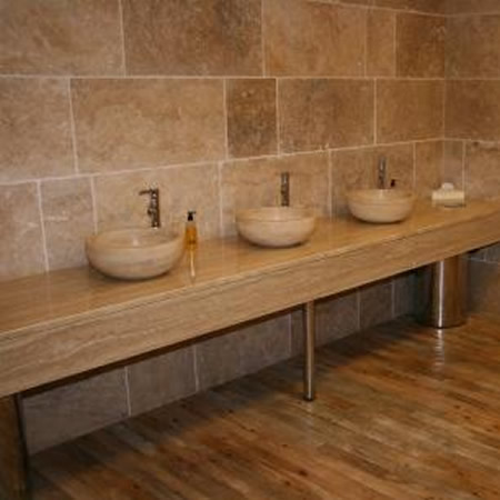 Granite Vanity Units for Water Closets